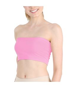 Nikibiki Women's Bandeau Light Pink