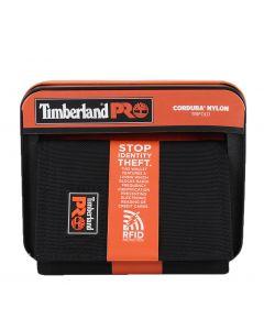 Timberland Cordura Nylon Wallet Black