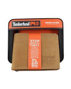 Timberland Billfold Wallet Wheat