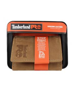 Timberland Trifold Wallet Wheat