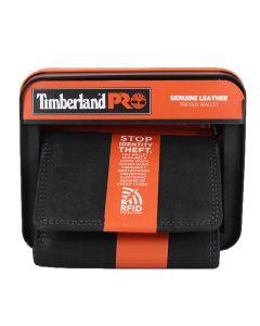 Timberland Bullard Wallet Black