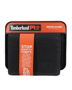 Timberland Billfold Wallet Black