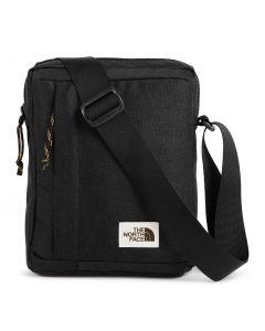 The North Face Cross Body TNF Black Heather