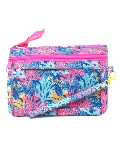 Simply Southern Phone Wristlet Reef