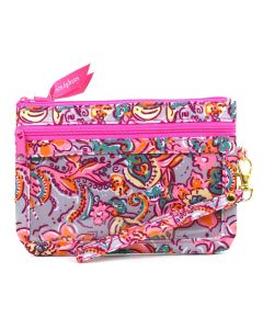 Simply Southern Phone Wristlet Floral