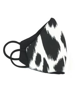 Last Tango Reversible Mask Black White