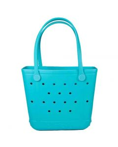 Simply Southern Eva Large Tote Blue