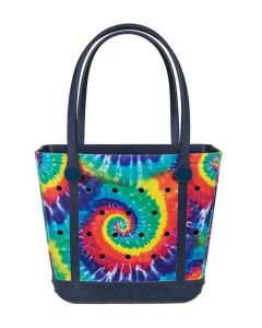Simply Southern Eva Large Tote Tiedye