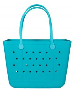 Simply Southern EVA Small Tote Blue