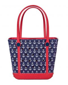 Simply Southern EVA Small Tote Anchor