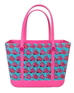 Simply Southern EVA Small Tote Turtle