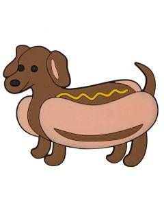 Simply Southern Dog Charm Brown