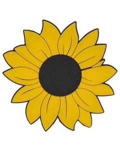 Simply Southern Sunflower Charm Yellow