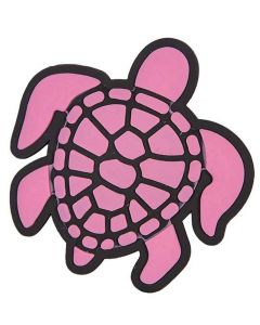 Simply Southern Turtle Charm Pink
