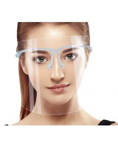 Wona Trading Eyeglass Face Shield Clear