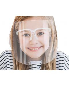 Wona Trading Kids Face Shield Clear