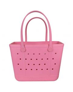 Simply Southern EVA Large Tote Flamingo