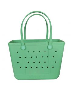 Simply Southern Eva Small Tote Mint