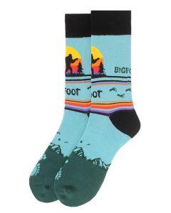 Parquet Men's Socks Big Foot