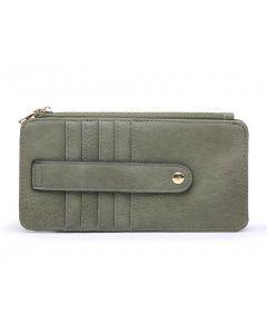 Jen & Co. Saige Wallet Olive