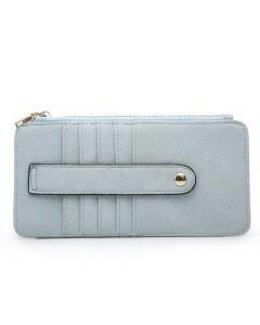 Jen & Co. Saige Wallet Light Blue