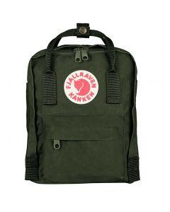 Fjallraven Kanken Mini Backpack Forest Green