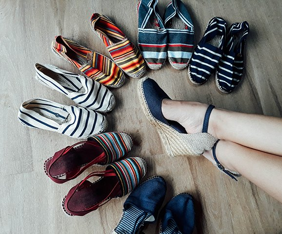 The summer's most exciting shoe trend—discover espadrilles now