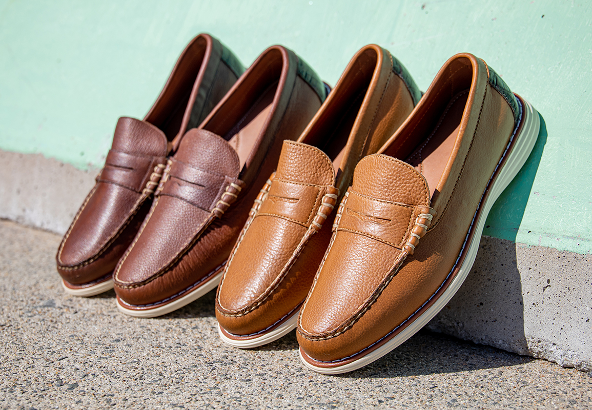 loafers are comfortable shoes