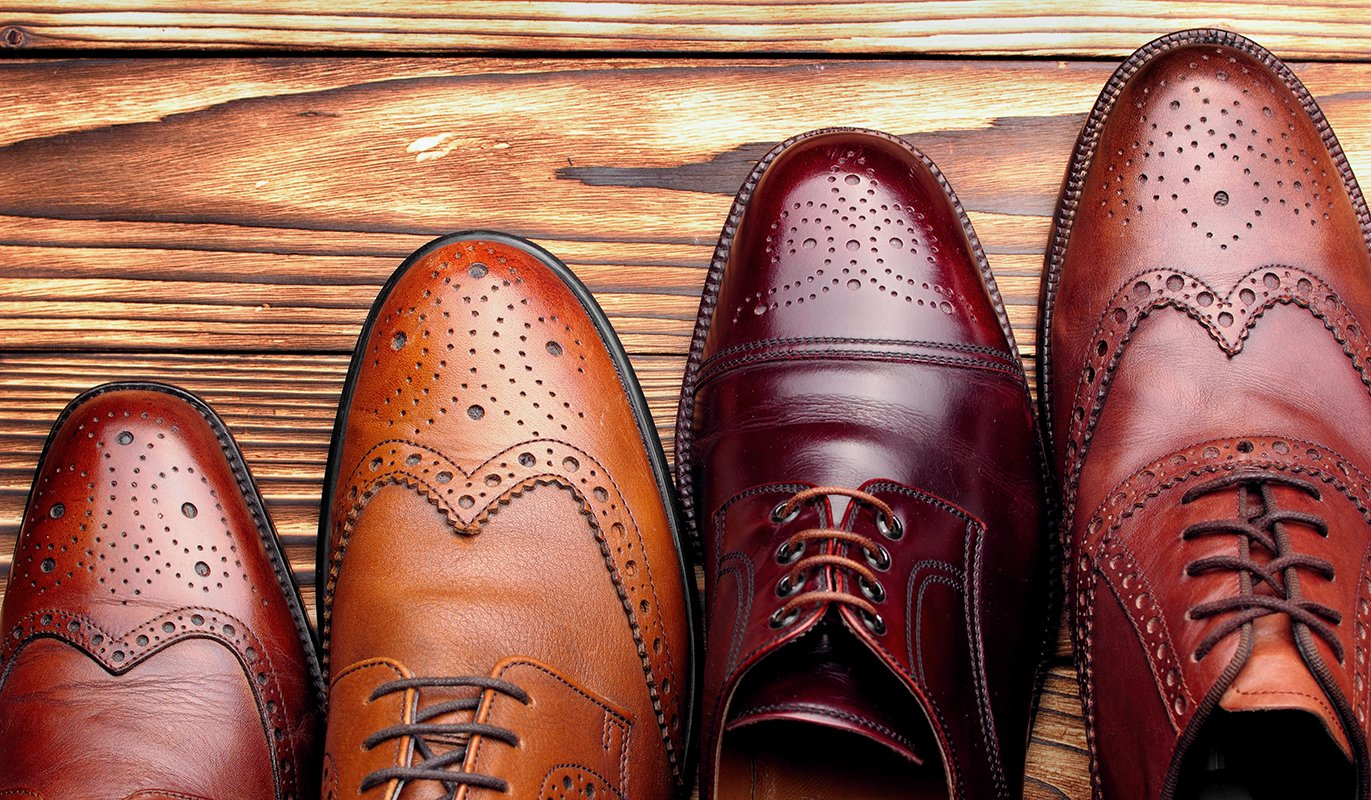 Scotland originated Oxford Shoes